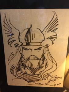 Personal Thor sketch