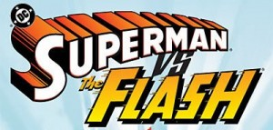 Superman_vs_Flash_logo